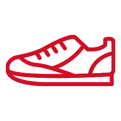 鞋类 RFID设计
